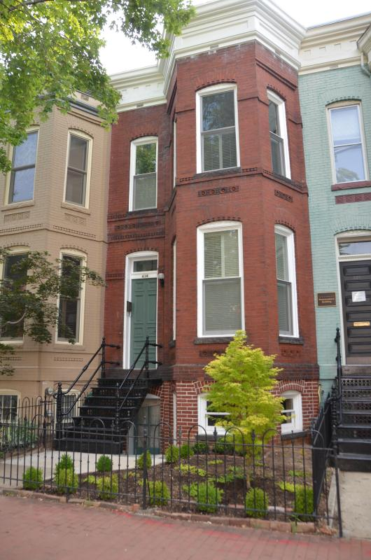 1890 Victorian Guest House, Suite #1 - Fabulous 1890 Victorian, 100 Steps To Metro! #1 - Washington DC - rentals