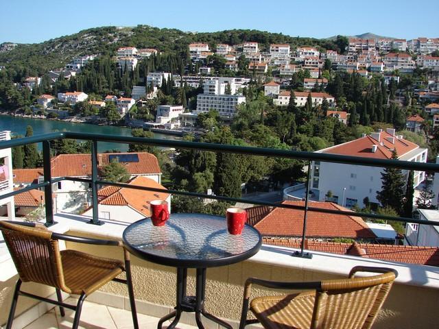 Balcony - Hedera S7 - Dubrovnik - rentals