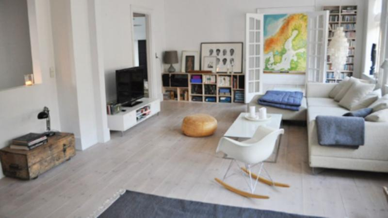 Ravnsborg Tvaergade Apartment - New modern Copenhagen apartment next to Noerreport - Copenhagen - rentals