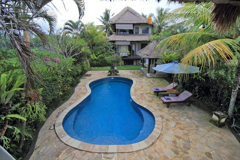 Villa Exterior - Villa Sujati - Ubud - rentals