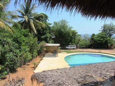 Pool - Casa de los Gatos- 2 bedrooms Great ocean views - Puerto Escondido - rentals
