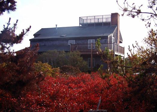 House View - Nantucket 4 Bdrm, Sleep Loft, Jacuzzi, Ocean Views - Nantucket - rentals