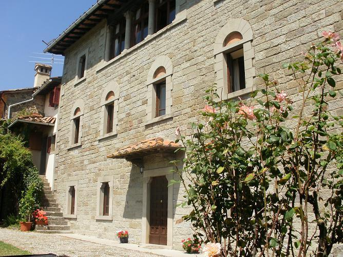 Casa Gentili - Casa Gentili - Unique Villa with pool - Caprese Michelangelo - rentals