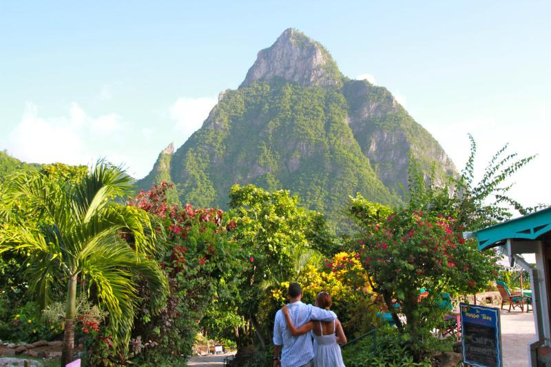 - Lime Mill - Soufriere - rentals
