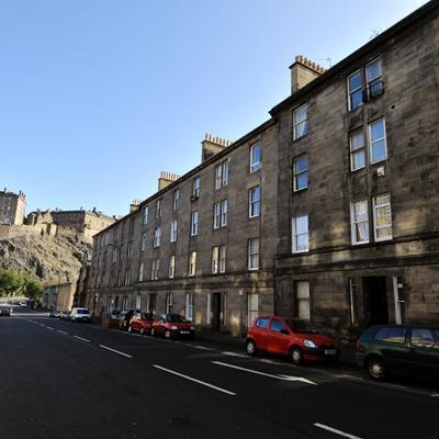 Spittal Street Apartment - Image 1 - Edinburgh - rentals