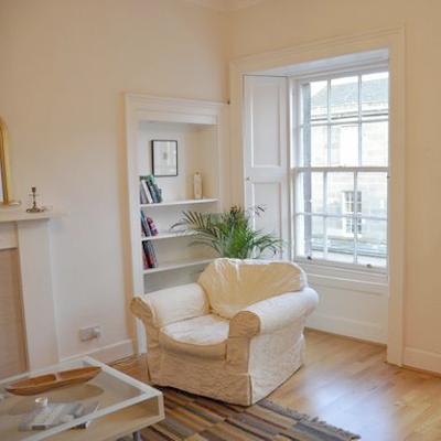 St Stephens Street Apt - Image 1 - Edinburgh - rentals