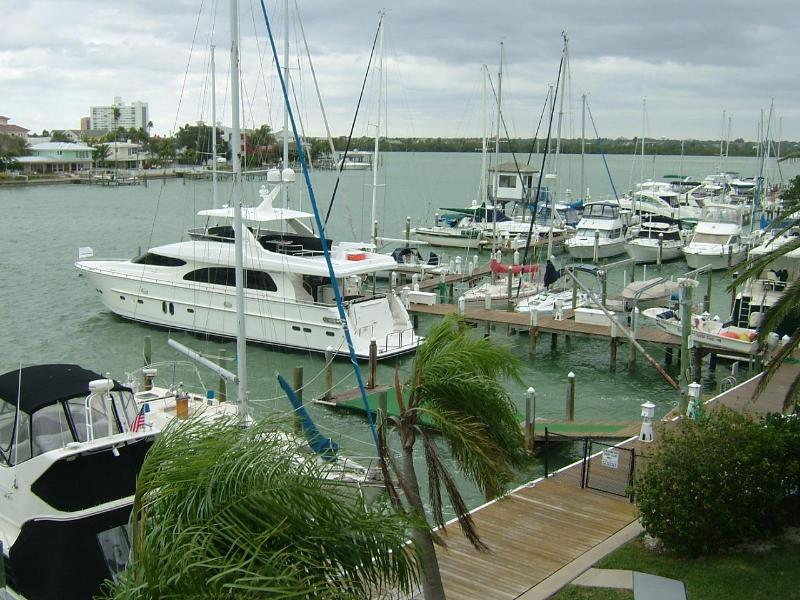 Docks - Clearwater Beach Waterfront Condo - Bayside 19 - Clearwater - rentals
