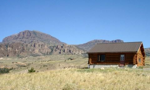Jim Mountain Cabin - Jim Mountain Cabin - Cody - rentals