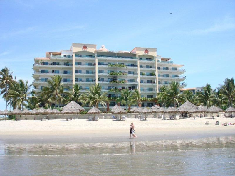 Luxury Beachfront - 3 Bdrm Condo - Nuevo Vallarta - Image 1 - Nuevo Vallarta - rentals