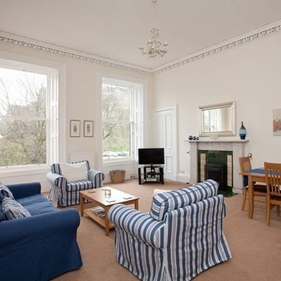 Castle Terrace Apartment - Image 1 - Edinburgh - rentals