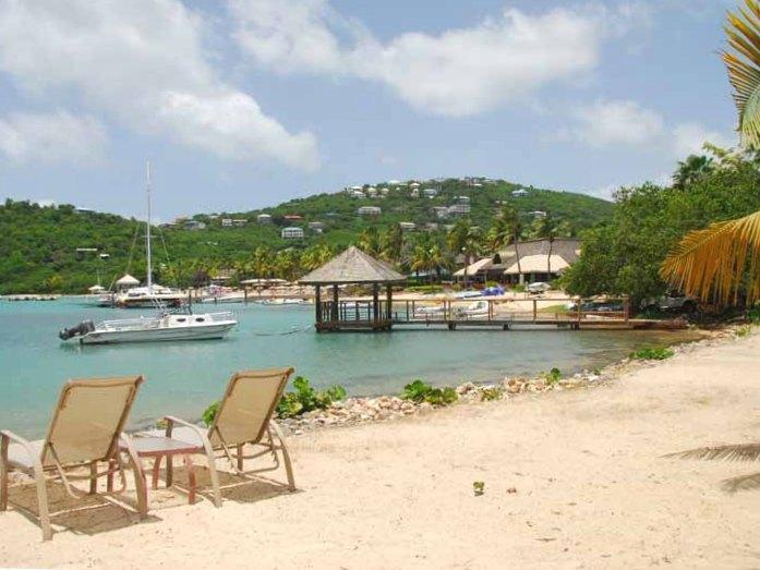 Your Private Beachfront in Great Cruz Bay - String of Pearls - Beachfront and Sunsets Too - Saint John - rentals