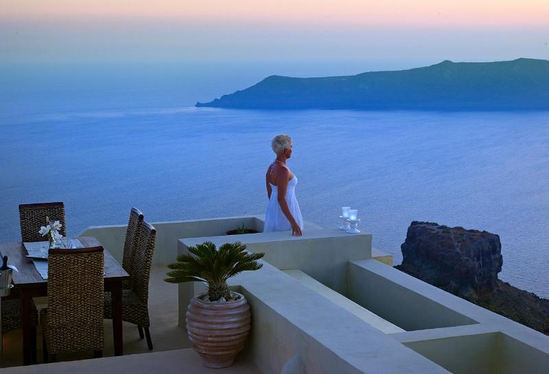 Caldera View - Villa Estelle in Imerovigli-Santorini - Imerovigli - rentals