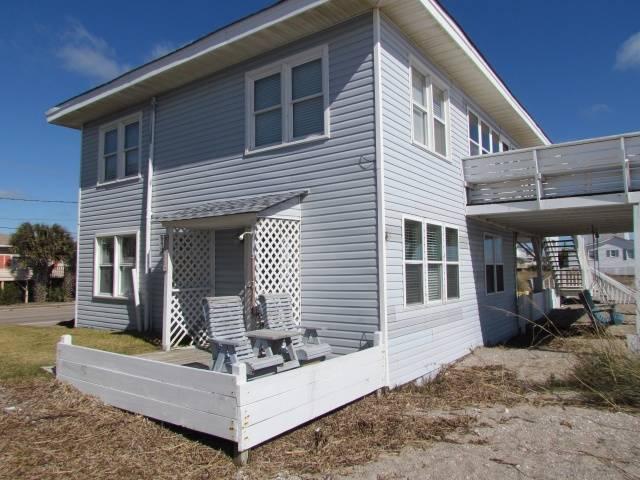 """412 Palmetto Blvd - """"Her Fault - Down"""" - Image 1 - Edisto Beach - rentals"""