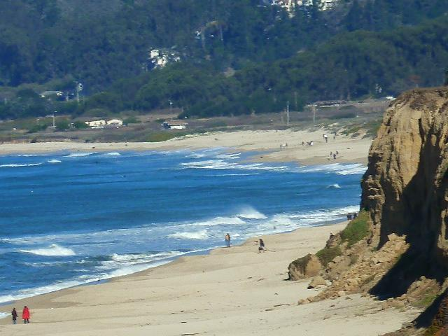 Sea side near the apartnments - Coronado Apartments near Half Moon Bay - Half Moon Bay - rentals