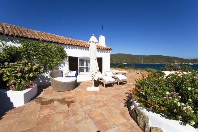 Private beach Villa - Porto Rotondo - Sardinia - Image 1 - Porto Rotondo - rentals