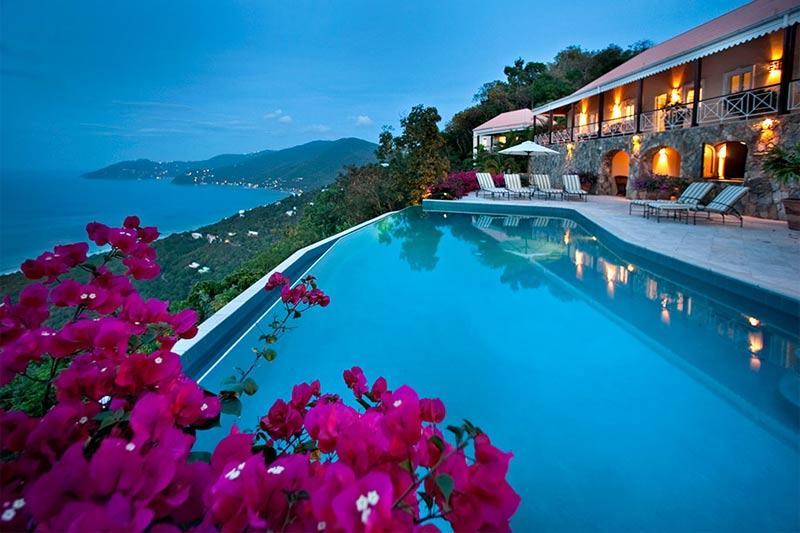 - St. Bernards Hill House - Tortola - rentals