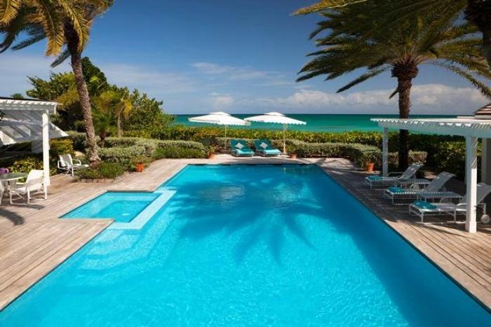 Luxury 7 bedroom Jumby Bay Resort villa. On Pasture Bay beach! - Image 1 - Antigua and Barbuda - rentals