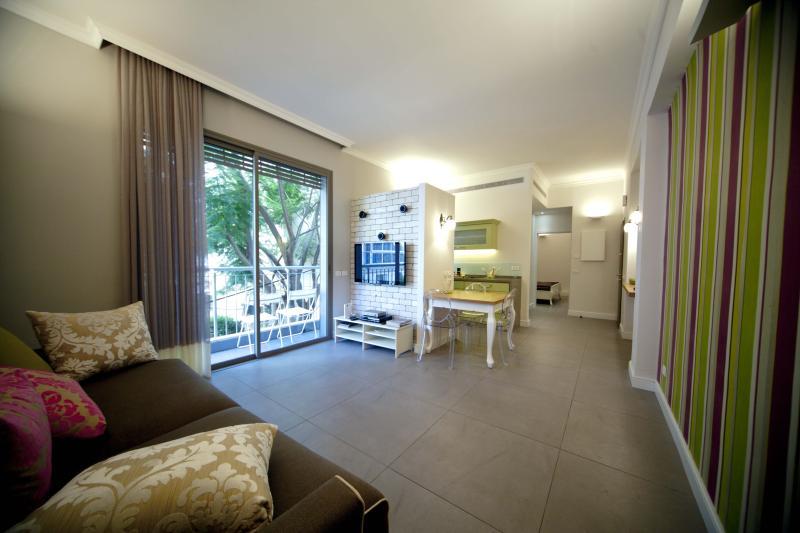 Luxury apt, Balcony, Tel-Aviv, Hilton beach - Image 1 - Tel Aviv - rentals