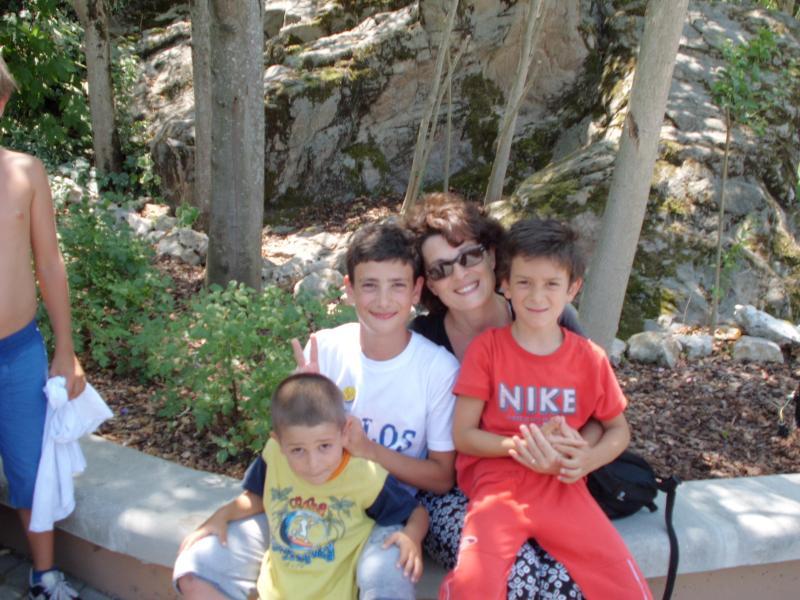 Barbara and her boys - Double room in B&B AcasadiBarbara - Rome - rentals