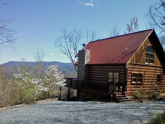 Lizards Look Out Cabin - Image 1 - Blue Ridge - rentals