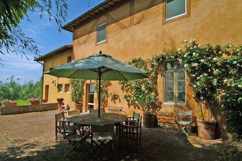 Chianti Estate - Scuola Piccola Villa to rent near siena - Chianti, vacation and holiday villa - Image 1 - Pianella - rentals