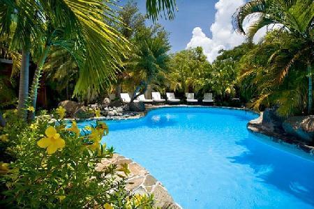 Allamanda Estate - Private estate boasts spaciousness, sunny pool & stunning sunsets - Image 1 - Tortola - rentals