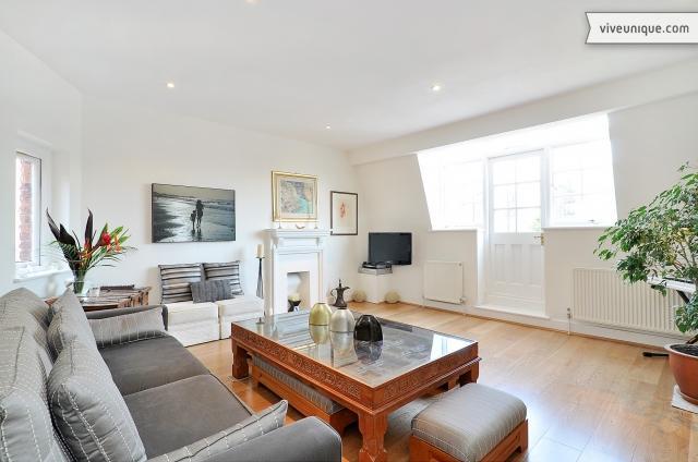 Stylish 1 bedroom apartment in Knightsbridge - Image 1 - London - rentals