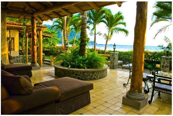 Jaco Beach Front Villa Luxury - Villa Sea Breeze Beach Front Luxury - Sleeps 10 - Jaco - rentals