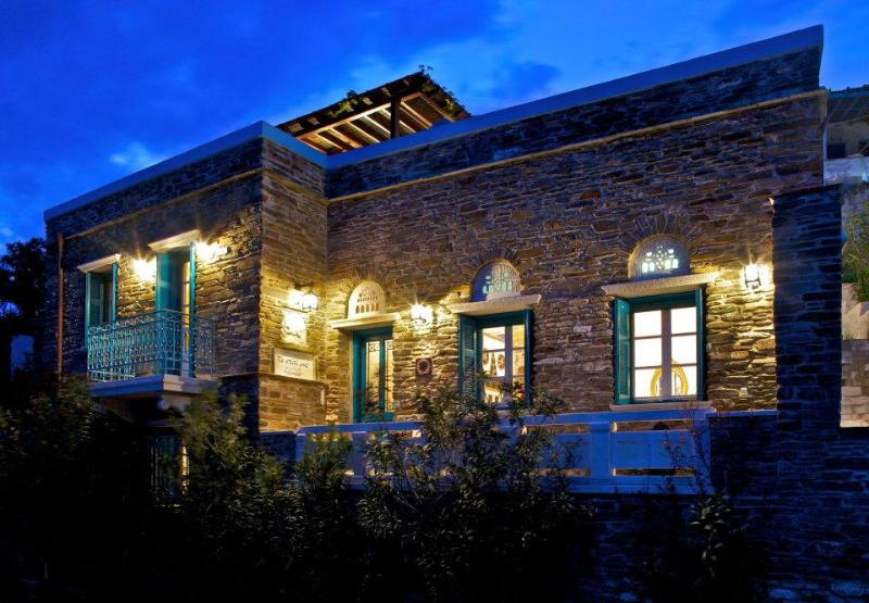 3 bedroom Luxury Traditional Tinos Villa - Image 1 - Tinos - rentals