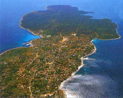 Island of Silba entire house in the centre - Image 1 - Zadar - rentals
