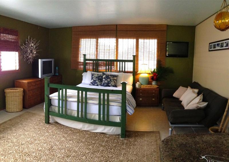 best location on the Northshore - Sunset Beach Tropical Studio - Haleiwa - rentals