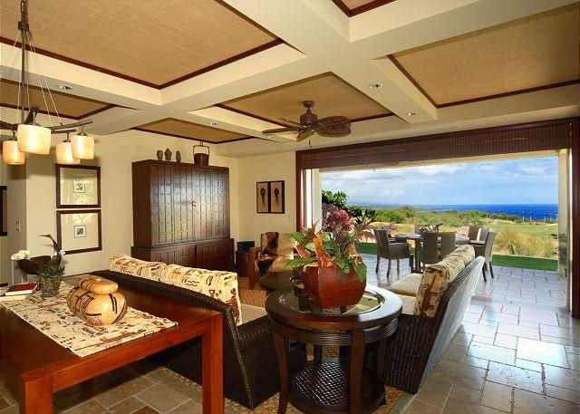 Gorgeous Ocean Views 3 bedroom / 3 Bath at Wai'ula'ula - Image 1 - Kamuela - rentals