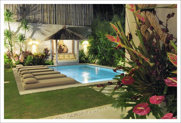 luxury villa in prime location in semyniak 3 bdr villa Anggrek - Image 1 - Seminyak - rentals