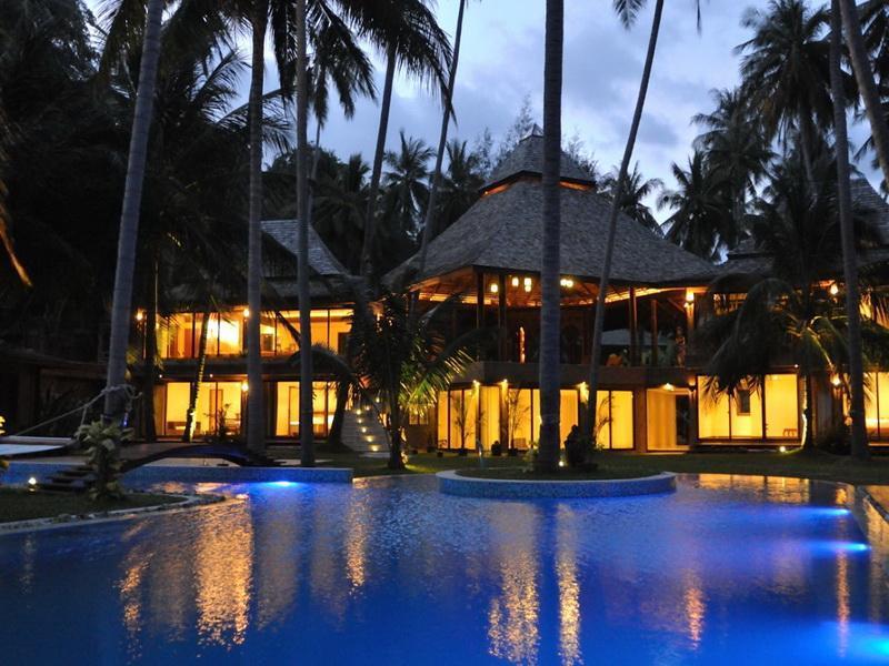 South Beach 1 -The Villa - Villa Kalyana @ South Beach Samui - Absolute Beachfront Estate - Koh Samui - rentals