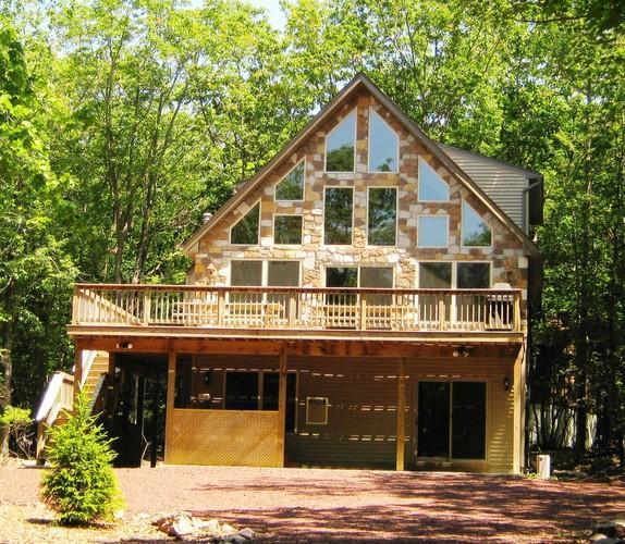 Coyote Lodge - Coyote Lodge - Lake Harmony - rentals