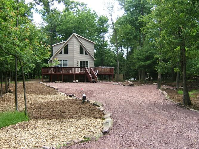 Mountain Wood Lodge - Mountain Wood Lodge - Lake Harmony - rentals