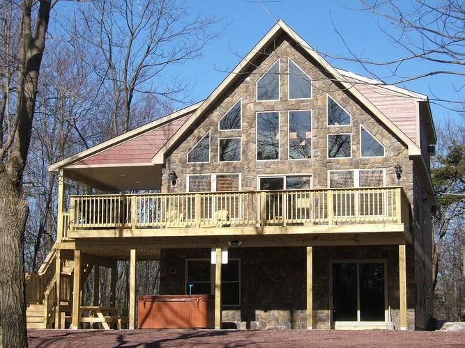 Red Rock Lodge - Red Rock Lodge - Lake Harmony - rentals