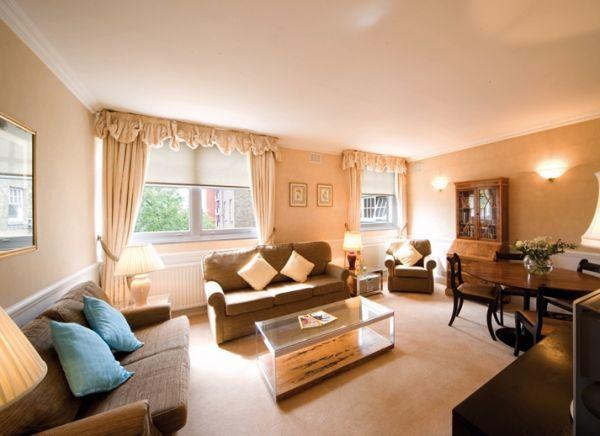 Typical living room - South Kensington Mansions 2 Bedroom Apart-Hotel - London - rentals