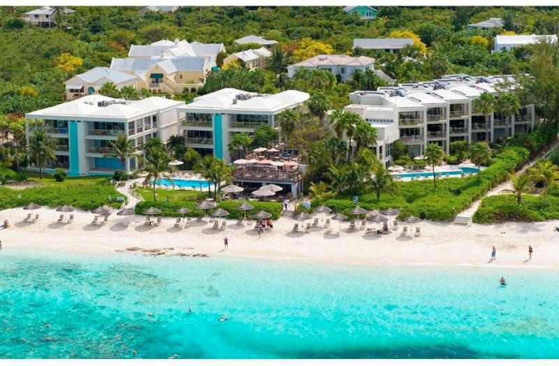 Coral Gardens Resort located directly on the best snorkeling reef on Providenciales - 2 bdr Condo on Grace Bay beach - Providenciales - rentals