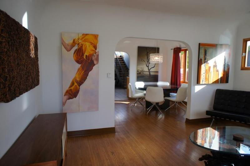Entrance - Living Room into Dining Room - Marina Del Rey Sanctuary - Marina del Rey - rentals