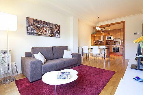 Gran Via Luxury Apartment - Image 1 - Barcelona - rentals