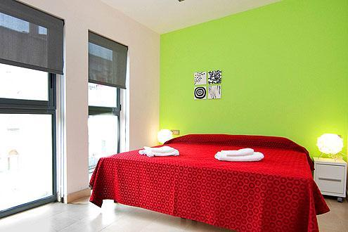 Mozart - one bedroom with terrace apartment - Image 1 - Barcelona - rentals