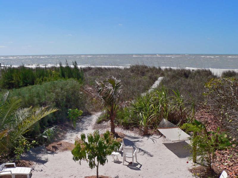 SPECTACULAR BEACH VIEWS - Beachfront House 4br/3ba +++Heated POOL+++SPA++PET - Treasure Island - rentals