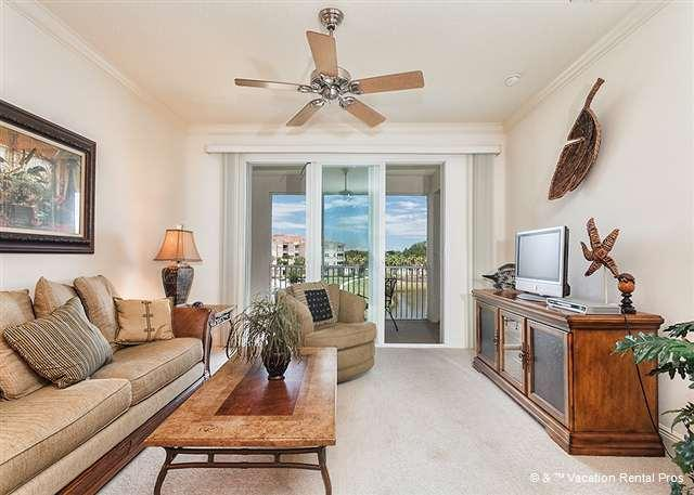 Beautiful views! - Tidelands 1632, 2 pools, spas, fitness center, wifi, Palm Coast - Palm Coast - rentals