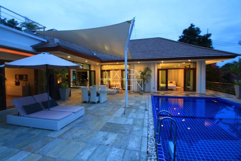 Luxury Architect Pool Villa - Image 1 - Hua Hin - rentals