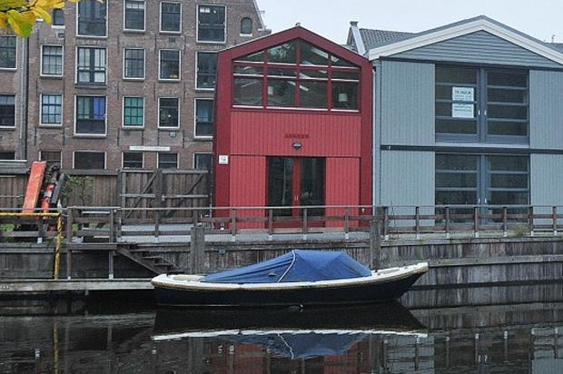Wharf House - The Wharf House Apartment in Amsterdam - Centre - Amsterdam - rentals