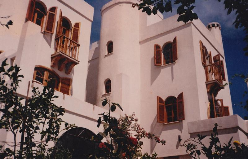 Main facade showing exterior - Mars Villas Apart Hotel -- Bodrum Near the Marina - Bodrum - rentals