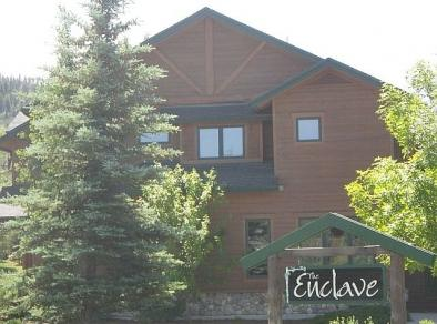 Enclave Townhome #3324 ~3 Bedrooms - Image 1 - Steamboat Springs - rentals