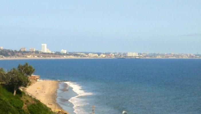 View from the Villa - Amazing 3000sqft Ocean View Villa Steps from Beach - Malibu - rentals