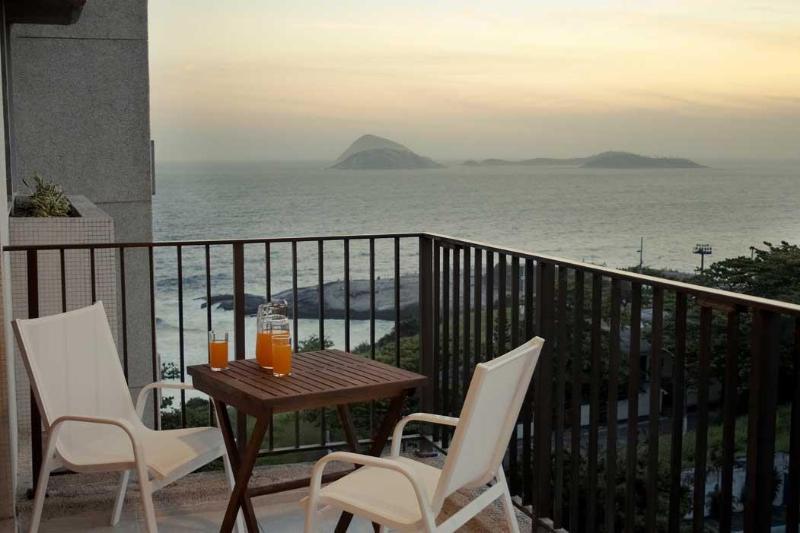 (#190) 2 bedroom in Arpoador w/ great ocean view - Image 1 - Rio de Janeiro - rentals